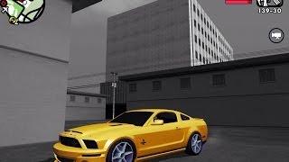 Новые машины в Gta San Andreas ios #2