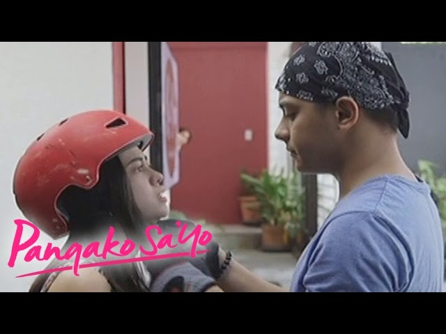Pangako Sa'Yo: Yna saw Angelo and Joy
