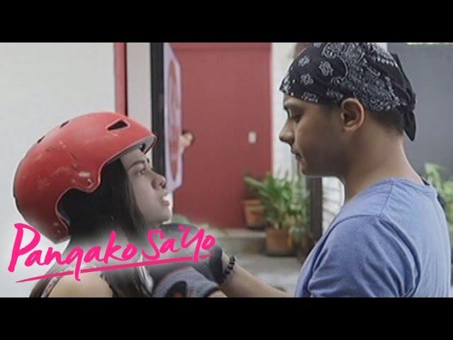 Pangako Sa'Yo: Yna saw Angelo and Joy
