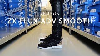 a44444f78 Adidas Originals ZX Flux ADV negro. - YouTube