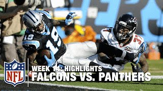 Falcons vs. Panthers | Week 14 Highlights | NFL