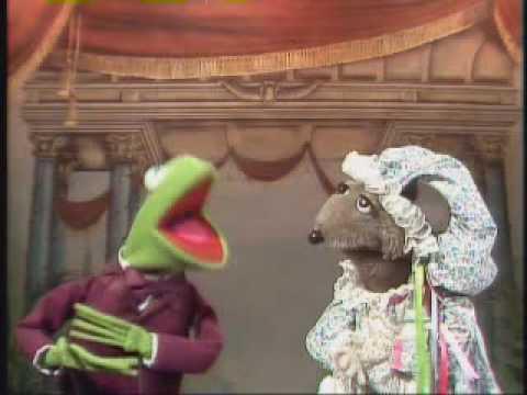 Muppet Show S2 E12 P1 - Bernadette Peters - YouTube