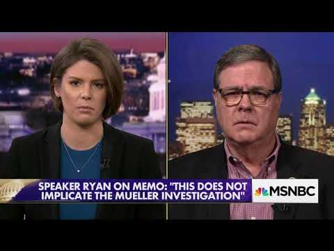 Rep. Heck interview with Kasie Hunt about rebuttal to Nunes memo