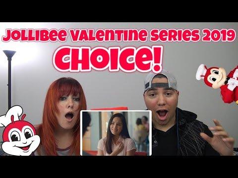 MOM & SON REACTION! Kwentong Jollibee Valentine Series 2019: Choice