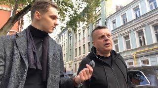 Интервью с Леонидом Парфеновым (Дмитрий Аксёнчик, студент 4 курса бакалавриата ВШЖиМК СПбГУ)