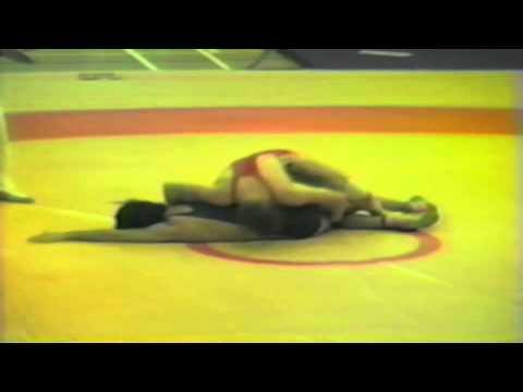 1988 Senior European Championships: 57 kg Zoran Sorov (YUG) vs. Jean Pierre Mercader (FRA)
