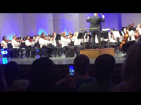 Suite for a variety stage orchestra - Wichita Youth Symphony - Youth Chamber Players