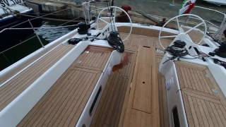 Italia Yachts 15.98 coperta sedute by SailRepublic