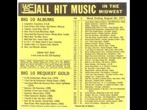 WCFL 6 19 72 Dick Biondi