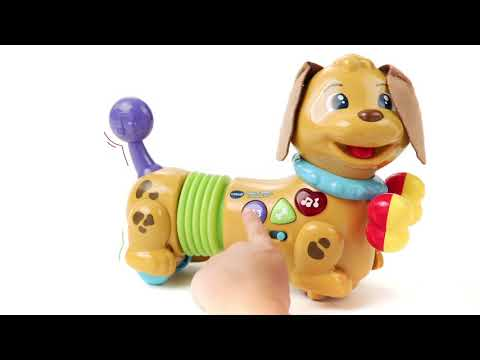 Rattle & Waggle Learning Pup™ | Demo Video | VTech