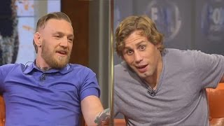 Conor McGregor Trash Talking Urijah Faber