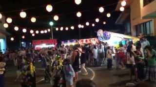 四條畷市 岡山 盆踊り大会(忍ケ丘 祭り)