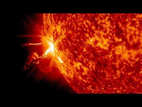 Microwave Me: Solar Flares