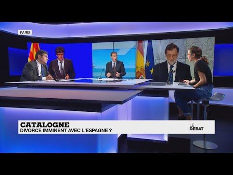 Catalogne: divorce imminent avec l'Espagne?