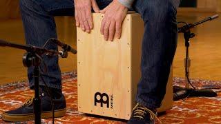 MEINL Percussion HCAJ1NT Headliner String Cajon