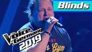 Rage Against The Machine - Killing In the Name (Christian Haas) | The Voice of Germany 2019 | Blinds