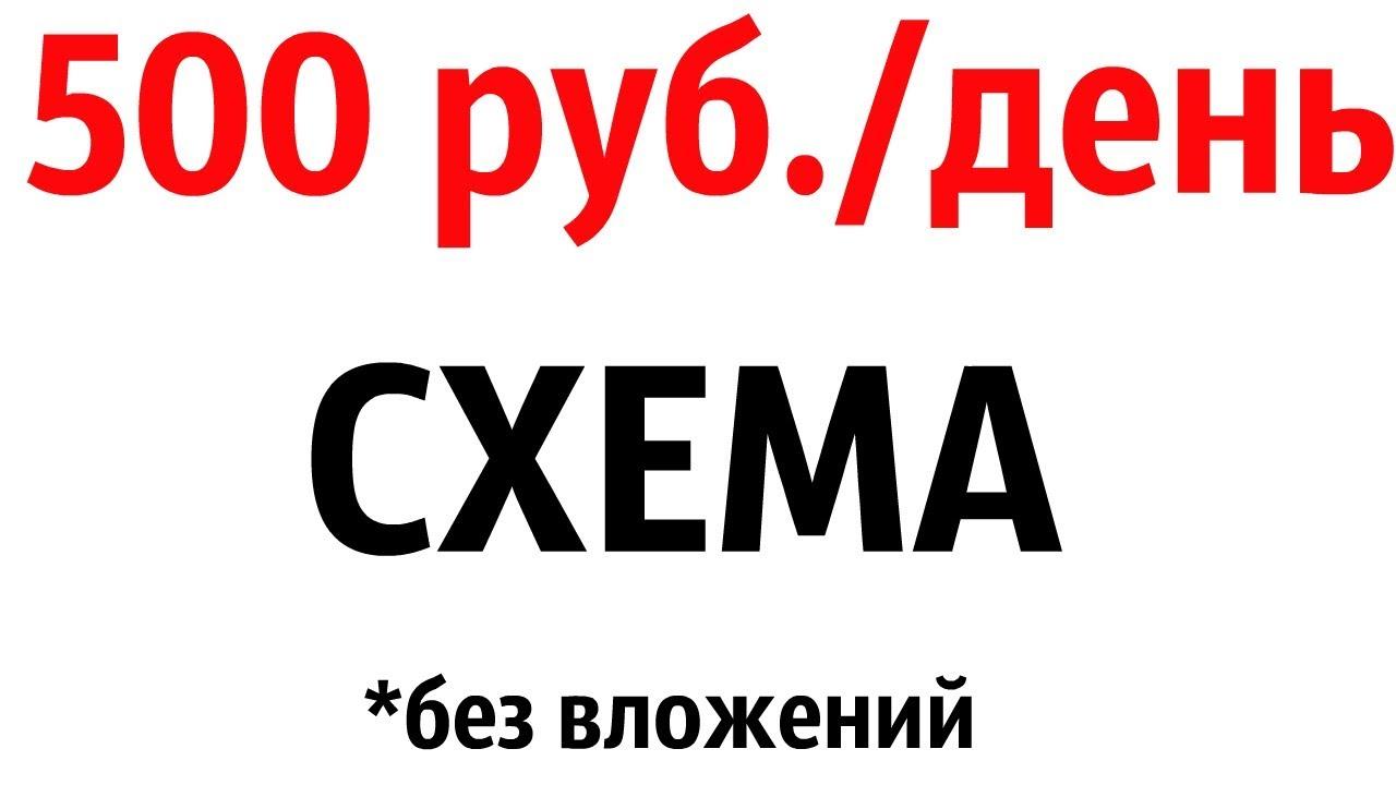 Программа для Автоматического Заработка Рублей   Готовая Схема как Зарабатывать от 500 Рублеи