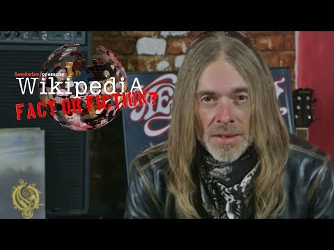 Panteras Rex Brown  Wikipedia: Fact or Fiction?