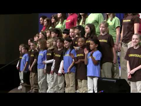 WOC Kids Choir Performance