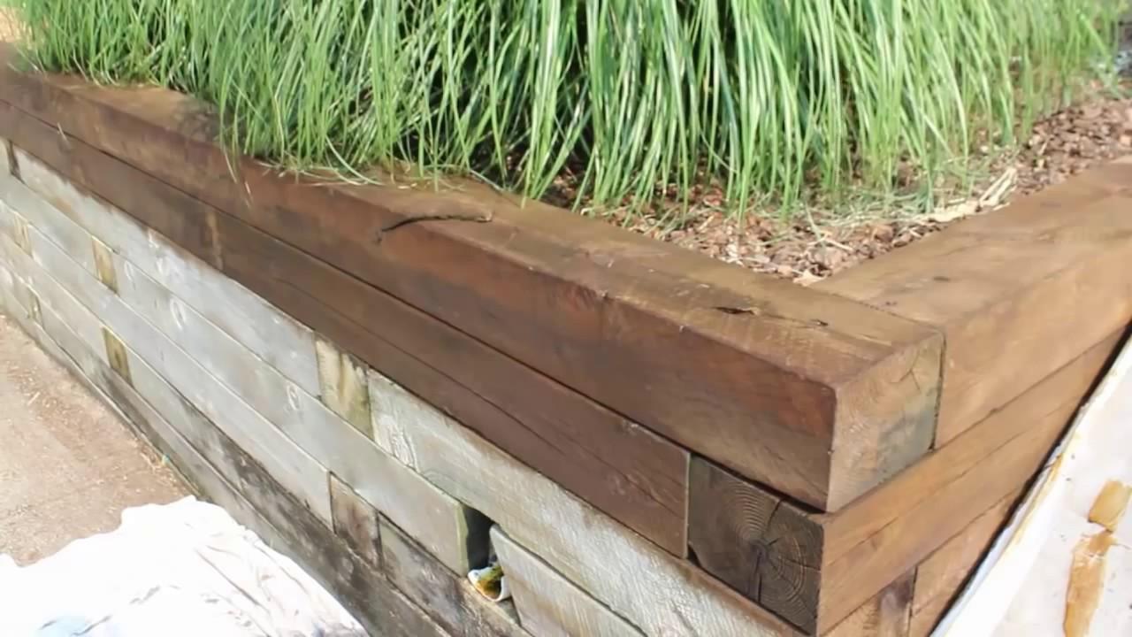 Staining Pressure Treated Wood -- by Home Repair Tutor