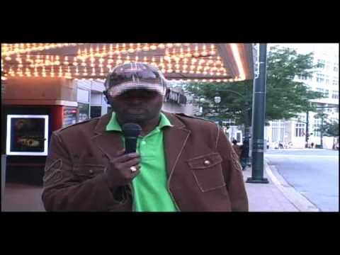 """ViVA RIVA"" on The M2 Show  Interview with Director Djo Tunga Wa Munga part 1"