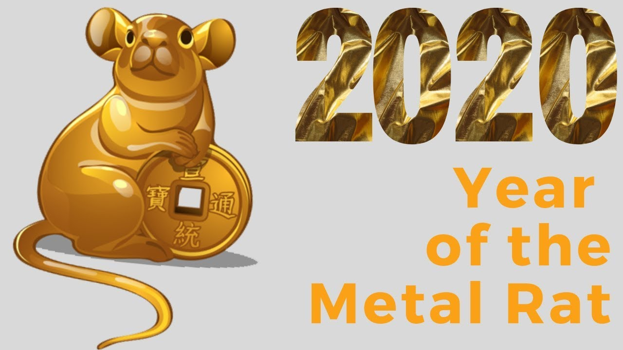 2020 Year of the Metal Rat Chinese Astrology Forecast ...