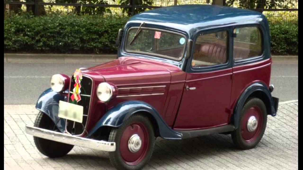 S DATSUN Classic Cars YouTube - Classic car 1930