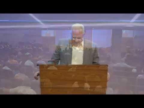 """""""Mira a Cristo"""" Lucas 22: 7-23 Ps. Eduardo Saladín"""