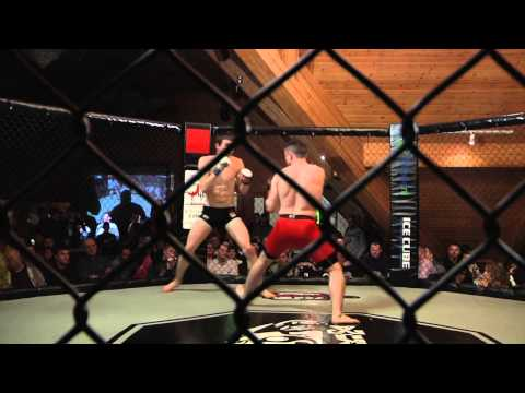 Fight Highlights and Interview with Ciaran Breslin at Akuma FC 6