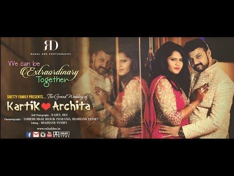 Grand Wedding of Archita & Kartik