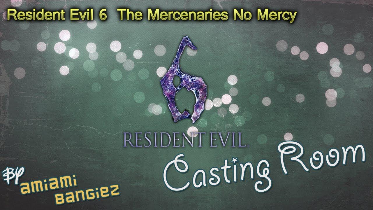 LAUREL: No Mercy Casting