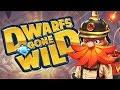 NEW SLOT: DWARFS GONE WILD (QUICKSPIN)
