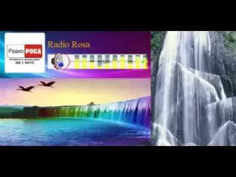 Радио РОСА   - Скопие, Македония   Македонски песни
