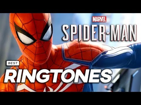 Spiderman Ringtones | Download Links | June 2018