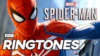 Download Spiderman Ringtones | Download Links | June 2018 Mp3 and Videos