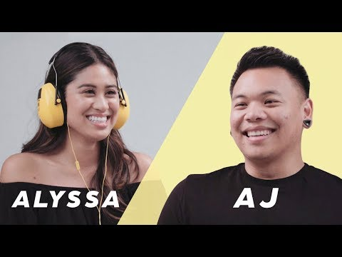 AJ Rafael & Alyssa Secretly Share Both Sides of Their Love Story