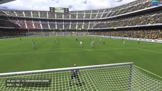 FIFA 14 Gameplay - Dortmund Vs Milan (PC HD)