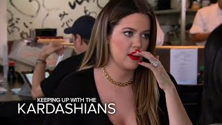 KUWTK | Khloé Freaked Out By All the Drama | E!
