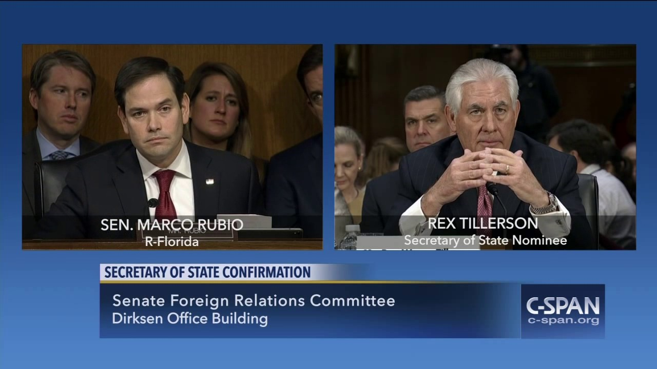 Marco Rubio has clashed with Biden's secretary of state nominee ...