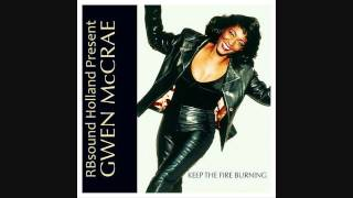 Gwen McCrae - Keep The Fire Burning (12inch) HQsound