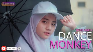 Gambar cover TONES AND I - DANCE MONKEY (COVER CHERYLL)