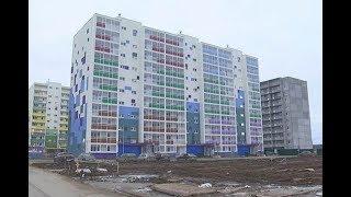 В Нижнекамске вручили ключи от квартир в мкрн №49