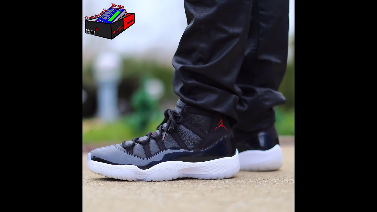 Nike Air Jordan 11 (72-10) quick on feet