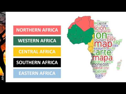 1. Northern Africa