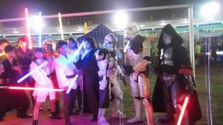 奧比斯盲俠行2013 Rebel Legion HK Base