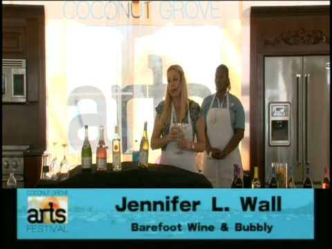 Coconut Grove Arts Festival 2012: Barefoot Wine & Bubbly 101 (Day 1)
