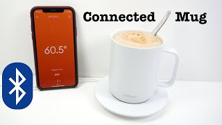 REVIEW - Ember App-controlled Mug