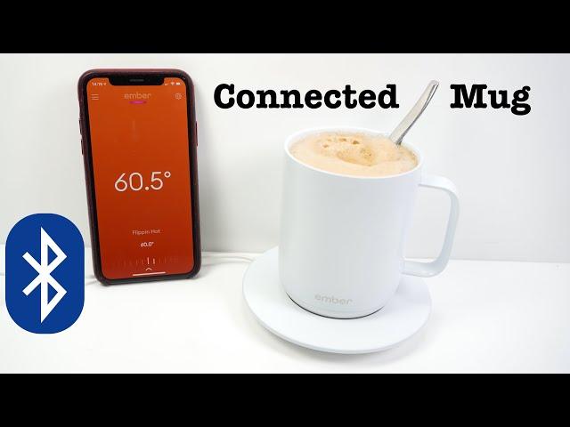 REVIEW - Ember App-controlled Mug