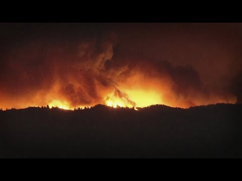 Kincade Fire And Evacuees, House Impeachment Vote, Wildfires And Health
