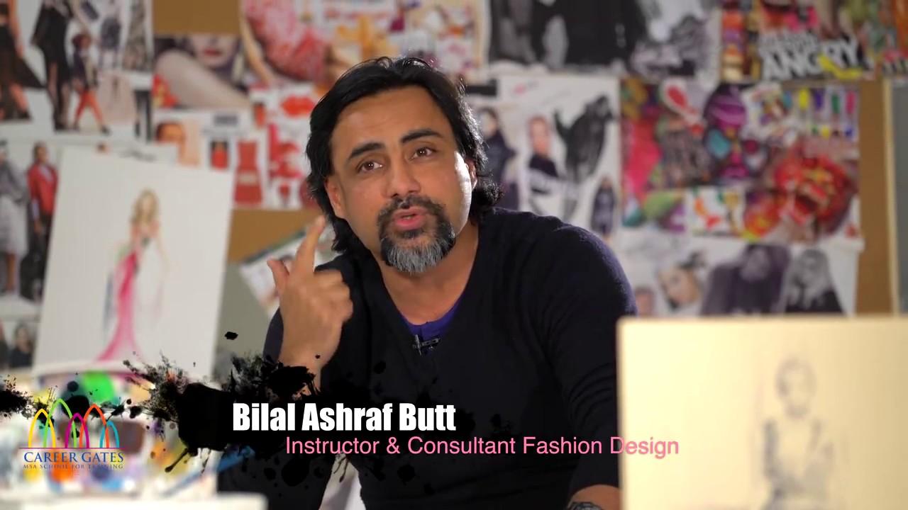 Careergates Fashion Design Diploma Youtube